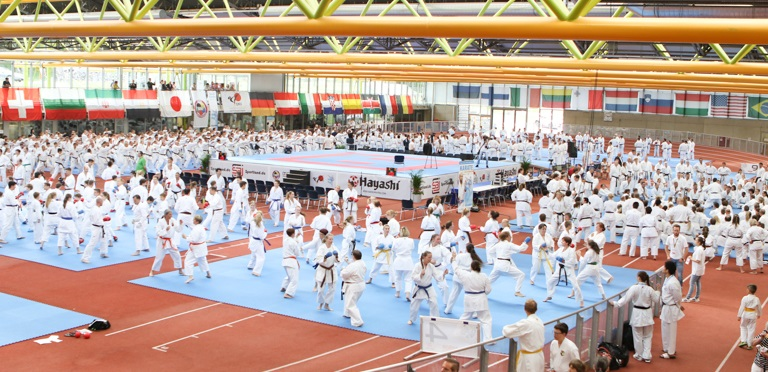 Das war der World Karate Day in München