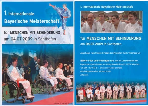 1. Internationale Bayerische Meisterschaft
